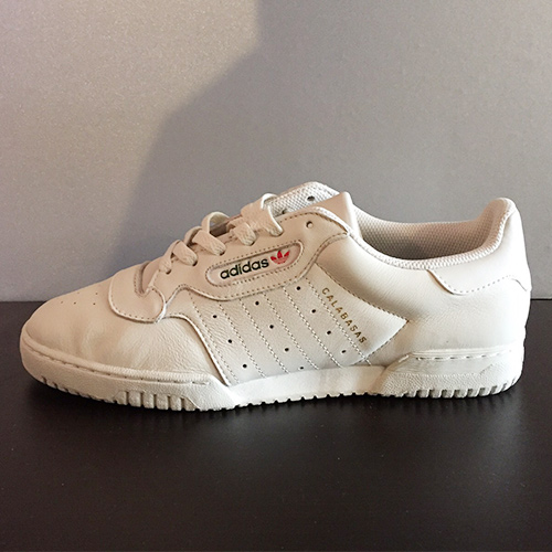 efc39768b adidas YEEZY POWERPHASE CALABASAS CORE WHITE アディダスイージパワーフェーズカラバサス 27.5cm  Kanye West Kanie waist