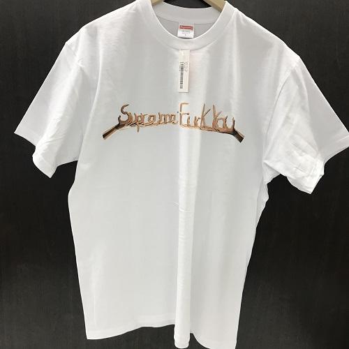 Supreme シュプリームFuck You Teeファックユー Tシャツカラー:ホワイト サイズ:L 【1808】【0828】【新古品】【18AW】