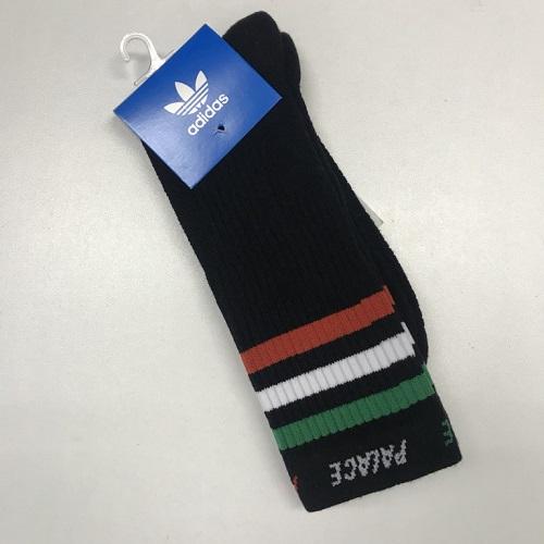 9107b2c1 ... Palace x adidas Originals 2018 palace X Adidas originals Socks socks  DH6870 size: M color ...