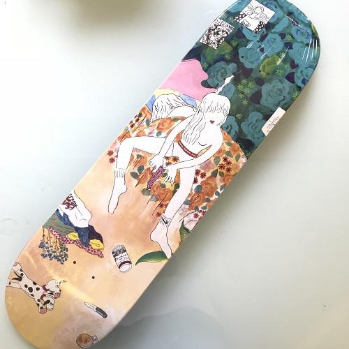Supreme シュプリームBedroom Skateboard Deckベッドルーム スケボー デッキカラー:-- サイズ:縦83cm× 横21.5cm 【1808】【0830】【新古品】【18AW】