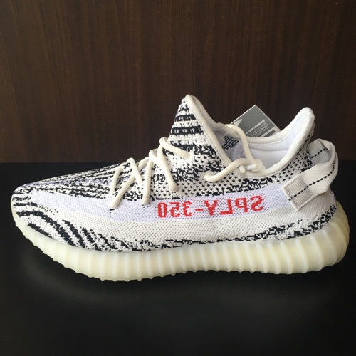 9b9ecf6820a adidas YEEZY BOOST 350 V2 CP9654 WHITE CORE BLACK RED Adidas easy boost 350  V2 zebra 25.5cm Kanye West Kanie waist