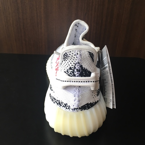 d7e2eaefc03c8 adidas YEEZY BOOST 350 V2 CP9654 WHITE CORE BLACK RED Adidas easy boost 350  V2 zebra 27cm Kanye West Kanie waist