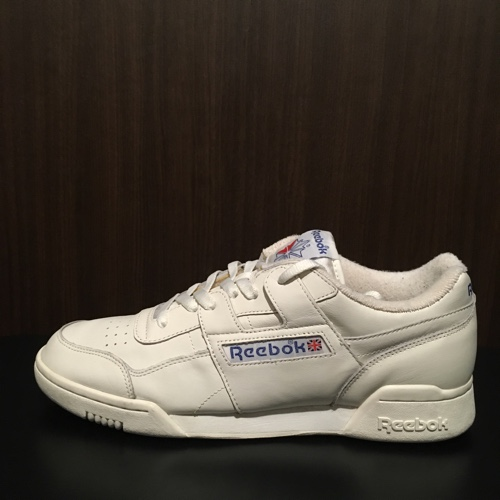 reebok workout plus vintage homme