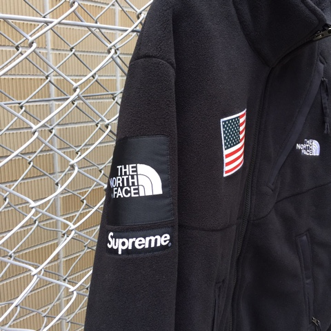 231a2a045 17SS Supreme X The North Face シュプリーム X North Face Trans Antarctica  Expedition Fleece Jacket trance Ann Tak Thika expedition fleece jacket ...