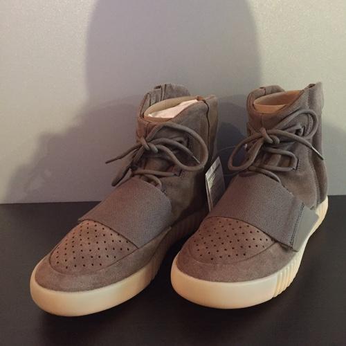 adidas orignals Adidas Adidas originals YEEZY BOOST 750 LIGHT BROWN GUM easy boost 750 light brown gum BY2456 KANYE WEST Kanie waist