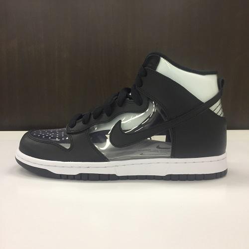 huge selection of 96b89 a6014 NIKE X COMME des GARCONS HOMME PLUS DUNK HI RETRO CDG 917,428-001 Nike X  コムデギャルソンオムプリュスダンクハイレトロ BLACKBLACK-WHITE NOIRBLANCNOIR 26cm