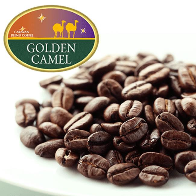 NEW ARRIVAL 挽きたてのコーヒーを楽しむならこちら キャラバン ゴールデンキャメル 200g TY-J-K T8 豆 おすすめ特集