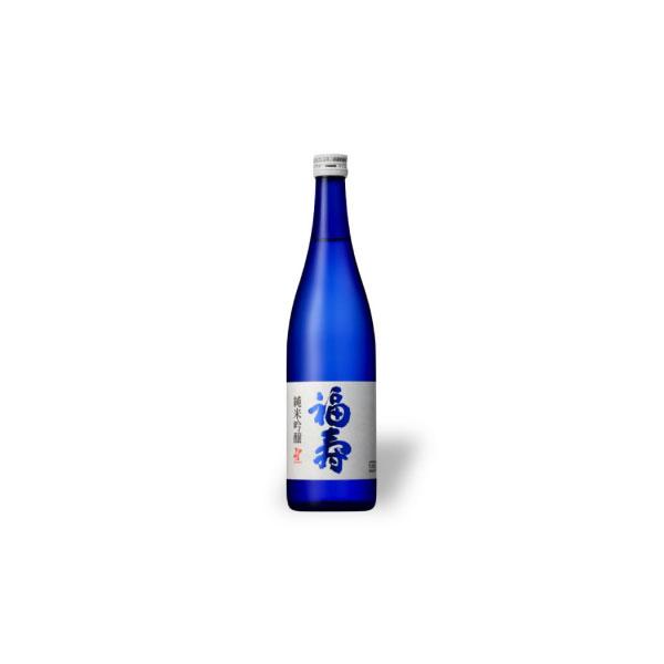 ノーベル賞公式行事で提供されました 福寿 純米吟醸 720ml ふくじゅ 父の日 待望 誕生日 通販 TY-JC-K お祝い ギフト 贈り物 T10