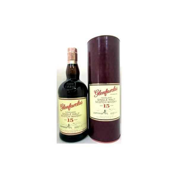 香味が濃厚で典型的なフルボディ タイプのハイランド モルトです グレンファークラス 15年 700ml Glenfarclas ウイスキー 誕生日 ギフト 世界の人気ブランド 通販 TY-J-K お祝い 父の日 メーカー在庫限り品 T10