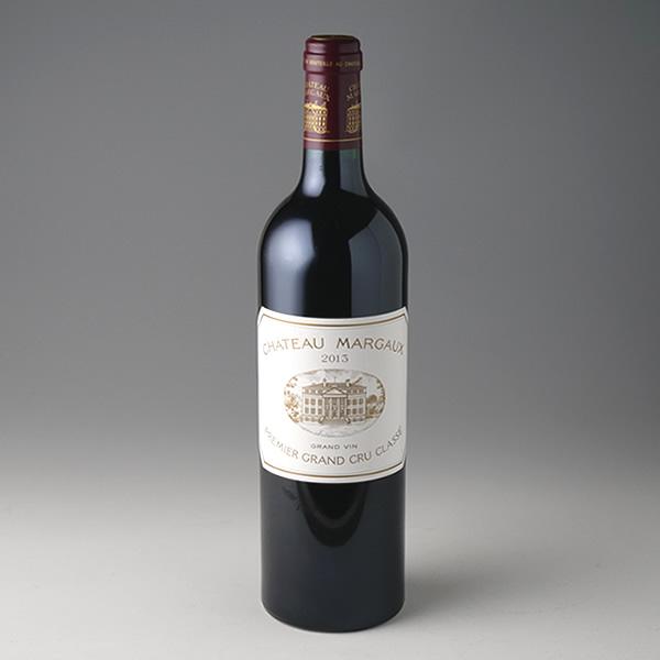 シャトーマルゴー 2013 750ml【赤ワイン/CHATEAU MARGAUX 2013/父の日/誕生日/お祝い/ギフト/通販】[TY-JC-K][T10]