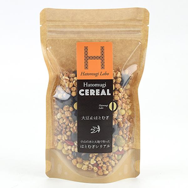 ハトムギ玄米のサクサク感と香ばしさにこだわり 3種の大豆をミックスしました ハトムギシリアル 3種の大豆 国内正規総代理店アイテム 70g 小山の水と大地で作った 雑穀 TY-J-K 健康と美 はとむぎ T8 品質検査済 大豆