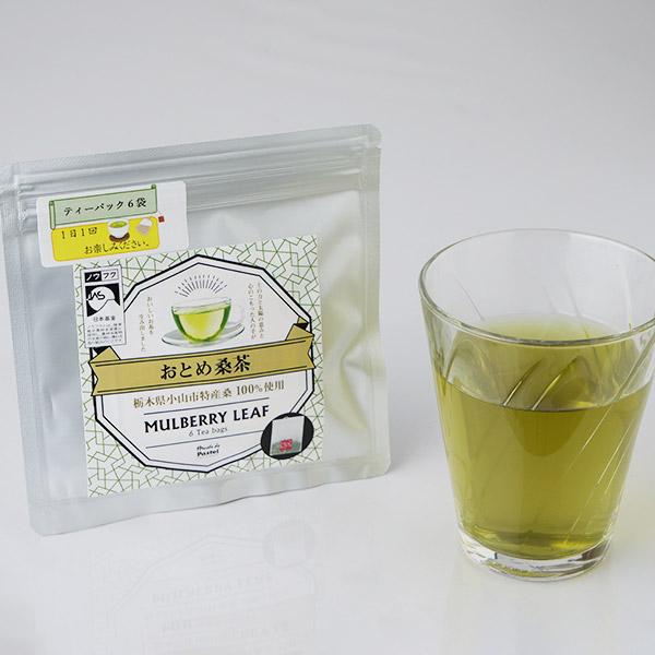 超特価SALE開催 ランキングTOP5 栄養成分が豊富な桑茶で 健康的な毎日をあなたへ おとめのお茶 桑茶 ティーパック6袋 TY-J-M T8