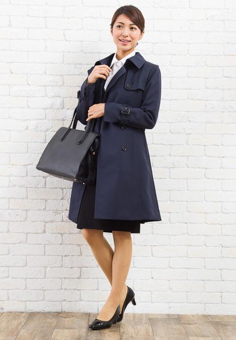 リクルート スーツ コート