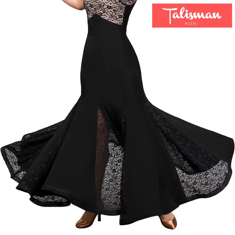 ■モダンスカート・タリスマンオブダンス(TALISMAN OF DANCE)■(社交ダンス 衣装 社交ダンス ウェア ドレス トップス スカート シューズ ダンス トップス 衣装 ダンス 服 パンツ ダンス ドレス シューズ)