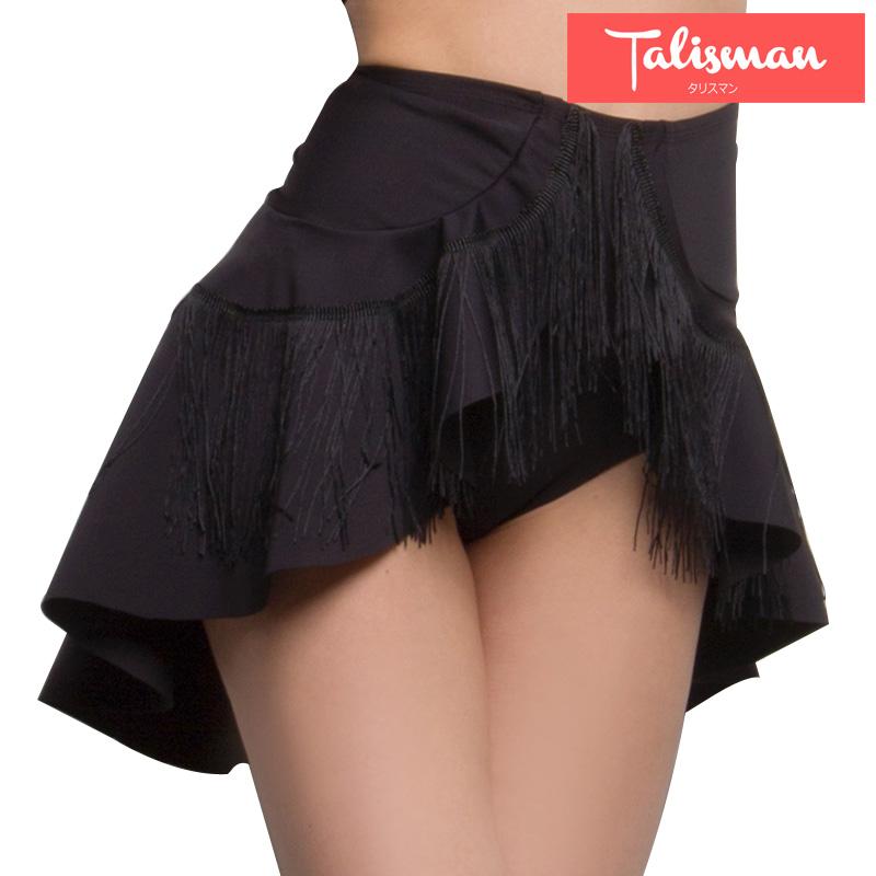 ■リザショートスカート・タリスマンオブダンス(TALISMAN OF DANCE)■(社交ダンス 衣装 社交ダンス ウェア ドレス トップス スカート シューズ ダンス トップス 衣装 ダンス 服 パンツ ダンス ドレス シューズ)
