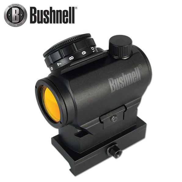 ドットサイト 実物 Bushnell ブッシュネル TRS-25 HIRISE マイクロ ドットサイト ダットサイト スコープ ハイマウント付属 サバゲー 装備 カスタム オプション パーツ