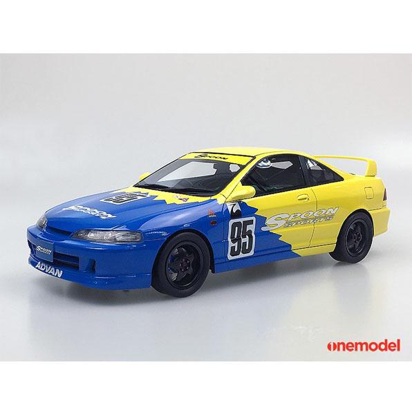 onemodel 1/18 ホンダ インテグラ DC2 Spoon Racing(スポーン レーシング)