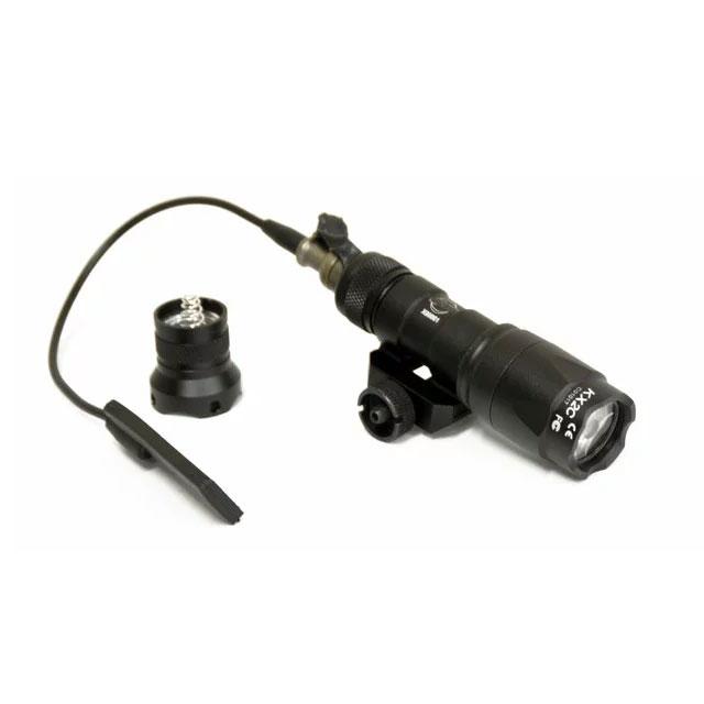 Element SF M300 MiniScoutタイプ LEDフラッシュライト スカウトライト リモートスイッチ付属 カスタム オプション サバイバルゲーム サバゲー 装備
