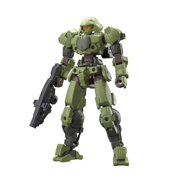 時間指定不可 模型 プラモ プラスチックキット 30MM 1 日本メーカー新品 144 グリーン SPIRITS プラモデル ポルタノヴァ BANDAI bEXM-15