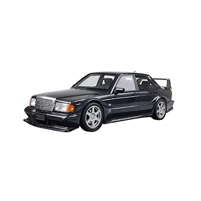 18B01-05 onemodel 1/18 メルセデス ベンツ 190E EVO2 メタリックブラック ワンモデル