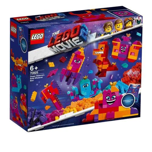 レゴ LEGO 70825 レゴムービー わがまま女王のなんでも組み立てボックス 誕生日 プレゼント クリスマス クリスマスプレゼント