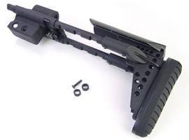 [取寄] ライラクス LayLax G3 EBRタイプストック F.FACTORY カスタム パーツ サバイバルゲーム サバゲー 装備 ミリタリー