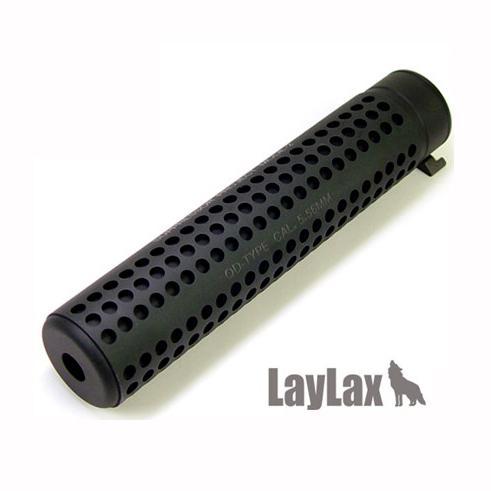 [取寄] ライラクス LayLax M4 QDサプレッサー MODE-2 カスタム パーツ サバイバルゲーム サバゲー 装備 ミリタリー