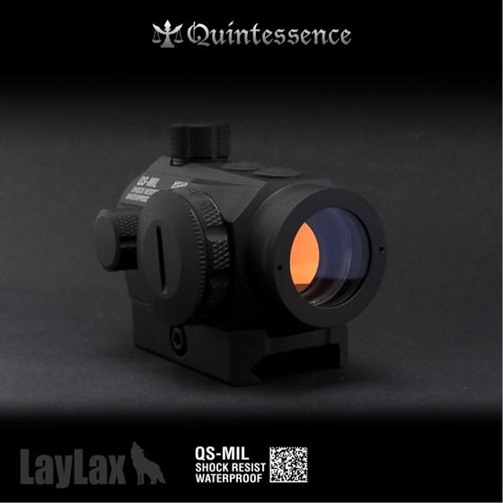 [取寄] ライラクス LayLax ダットサイト「Evil Killer 07」 Quintes sence カスタム パーツ サバイバルゲーム サバゲー 装備 ミリタリー