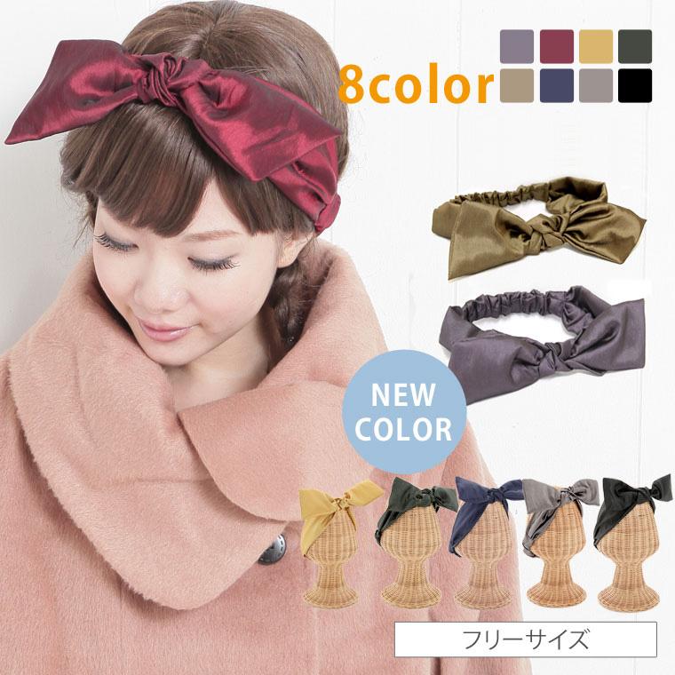 Women s hair accessories □ big Ribbon hairband □ hair accessories-hairband  turban free   KK   55d105e1d23