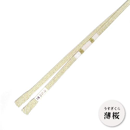 【籐三郎紐謹製】内記組紐_膳所(11.薄桜)