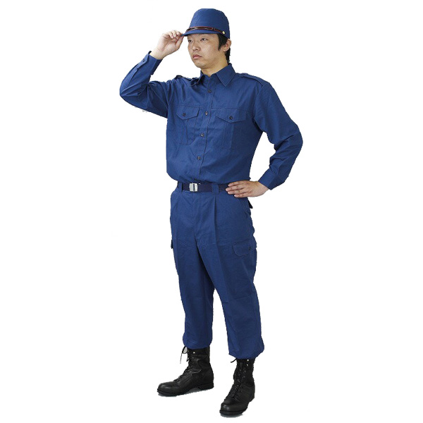プレバノ防災服(男性用 3L~4L) 【防災服】