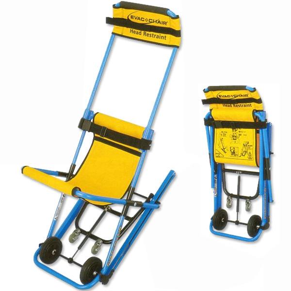階段避難車(イーバックチェア) 【避難・搬送用具】