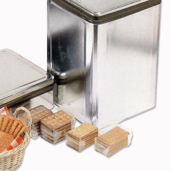 5年保存クラッカー 160食 6枚入り(54g 1食分) 1斗缶×2  【非常用食品】