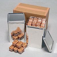 大型カンパン 128食分 (5枚入115g 1食分) 1斗缶×2  【非常用食品】