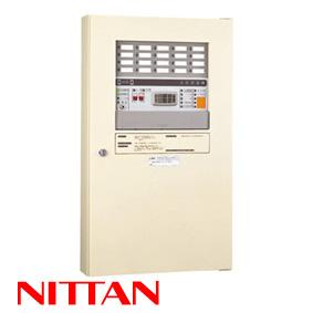 受信機 P型1級(蓄積式) 10回線 壁掛型 1PM2-10LA ニッタン製【自動火報報知設備】