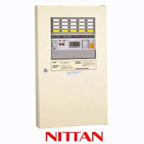 複合受信機 P型1級(蓄積式) 壁掛型 非常放送対応 1PM2-10Y5A ニッタン製【自動火報報知設備】