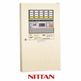 複合受信機 P型1級(蓄積式) 壁掛型 1PM2-15Y5A ニッタン製【自動火報報知設備】