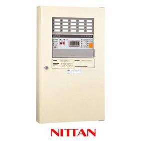 複合受信機 P型1級(蓄積式) 壁掛型 1PM2-20Y10A ニッタン製【自動火報報知設備】