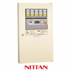 複合受信機 P型1級(蓄積式) 壁掛型 1PM2-20Y5A ニッタン製【自動火報報知設備】