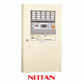 受信機 P型1級(蓄積式) 5回線 壁掛型 1PM2-5LA ニッタン製【自動火報報知設備】