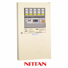 複合受信機 P型1級(蓄積式) 壁掛型 1PM2-5Y5 ニッタン製【自動火報報知設備】