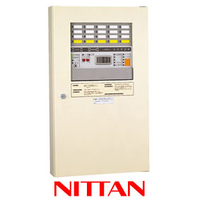 複合受信機 P型1級(蓄積式) 壁掛型 1PM2-5Y5A ニッタン製【自動火報報知設備】