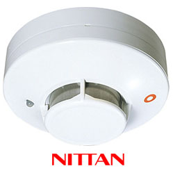 光電式スポット型感知器 2・3種 露出型 2KFH ニッタン製【自動火報報知設備】