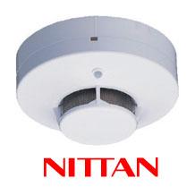 光電式スポット型感知器 2種 露出型 ニッタン製【自動火報報知設備】