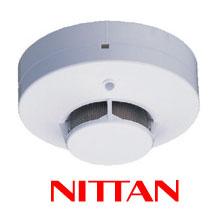 光電式スポット型感知器 2種 露出型 2KH3-P ニッタン製【自動火報報知設備】