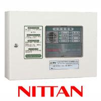 受信機 P型2級(蓄積式) 1回線 壁掛型 2P1LB4 ニッタン製【自動火報報知設備】