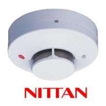 光電式スポット型感知器 3種 露出型 ニッタン製【自動火報報知設備】