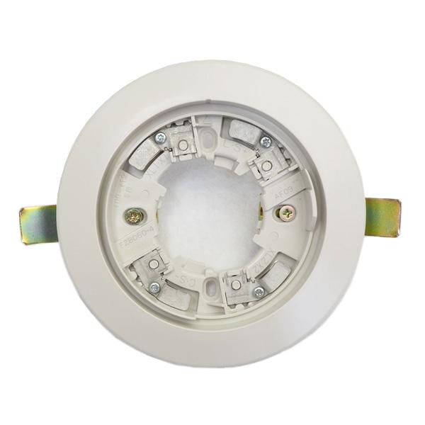 感知器ベース 贈答 FZB060-4 セール 登場から人気沸騰 埋込型用 ノーミ製 自動火災報知設備