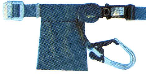 安全帯 2ウェイ巻取り式(A種適合・軽量型) 【事故防止対策】