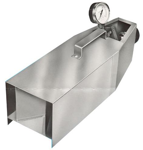 放水圧力測定器 エポE-1 40口径用 【防災用品/消防設備点検用具】